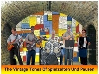 The Vintage Tones of Spielzeiten Und Pausen performance American Legion Rochester 4-28-2017  7 pm