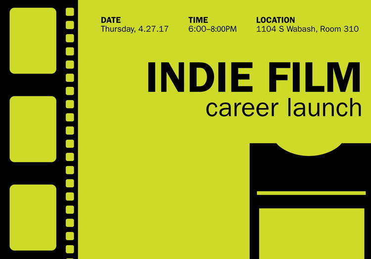 Indie Film Career Launch