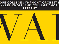 Event image for Chapel Choir, College Chorus and the Symphony Orchestra Spring Concert