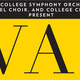Chapel Choir, College Chorus and the Symphony Orchestra Spring Concert