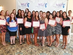 2017 Young Women Leaders Scholarship Awards Luncheon