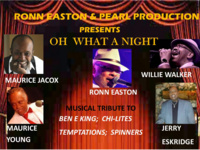 """Oh What a Night"" Celebrates Music of The Temptations, Sam Cooke, and More"