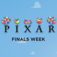 Pixar Finals Week: Pixar Play-Doh and Legos