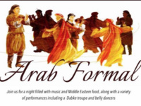 Spring 2017 Arab Formal and Charity event