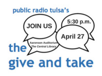 Public Radio Tulsa's April Give and Take: Education