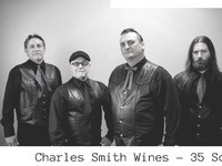 Cash'd Out -live music @ Charles Smith Wines