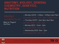 SSS-STEM: Anatomy, Biological Science, Nutrition, Genetics