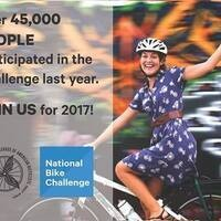 National Bike Challenge!