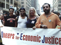 Launch of Queers for Economic Justice archive