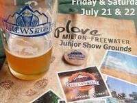 3rd Annual Brews by the Blues Festival @ Milton-freewater Jr. Show Grounds