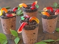 Dirt Pudding Cups + Greeting Cards w AC Martha, Belinda, CMM,+ GRF Liz