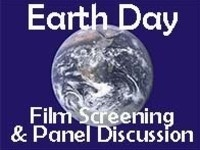 Earth Day Film Screening & Panel