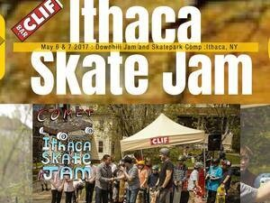 6th Annual Ithaca Skate Jam