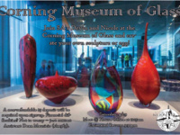 Learn to Blow Glass at Corning Museum with SA's Devin and Nicole