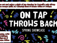 On Tap Throw's Back Showcase