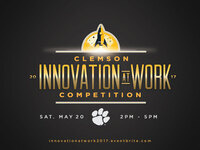 Clemson MBAe Innovation at Work Competition