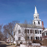 "Tom Dunlop presents ""The First Church of Martha's Vineyard - Turning Its Back on Main Street"""