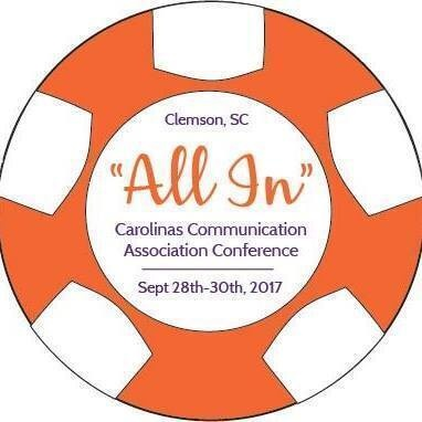Carolinas Communication Association 2017 Conference