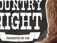 CAB Presents: Country Night