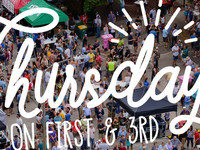 Thursdays on First & 3rd