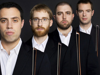 CU Music presents the JACK String Quartet
