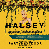 Halsey World Tour