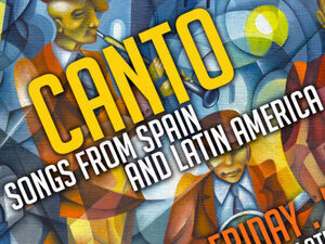 Canto: Songs from Spain and Latin America