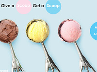 Give a Scoop Get a Scoop!
