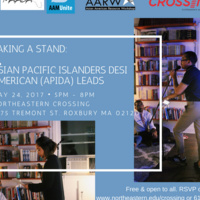 Taking A Stand: Asian Pacific Islanders Desi American Leads