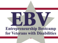 Entrepreneurship Bootcamp for Veterans with Disabilities (EBV)