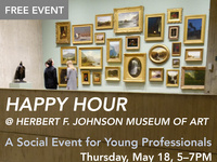 Happy Hour at the Museum