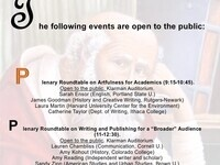 Conference on Creative Academic Writing (CCAW)
