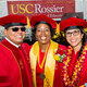 USC Rossier Doctoral Commencement Ceremony