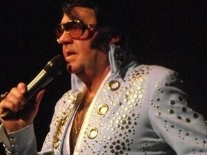 Mark Pitts Tribute to Elvis