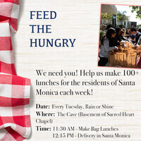 Summer Feed the Hungry