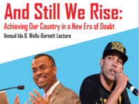 """Annual Ida B Wells Event, """"And Still We Rise: Achieving Our Country in A New Era of Doubt"""""""
