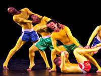 STILL MOVING: PILOBOLUS AT FORTY with filmmaker Jeff Ruoff '85
