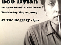 2nd Annual Bob Dylan Birthday Tribute Concert