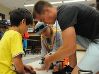 Event image for Hope College Summer Science Camps (+ more!)