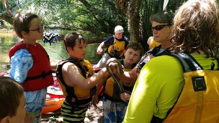 "4-H2O ""Exploring Pee Dee Waterways"" Day Camp Registration"