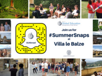 #SummerSnaps at VLB - The Brain & Beauty in Art