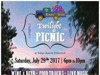 Twilight Picnic - Roots to Wine