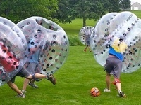 SUB Presents: Bubble Soccer and Bubble Dodgeball