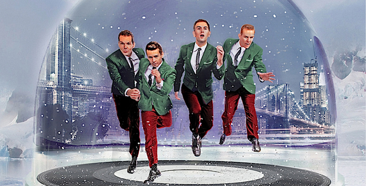 """Midtown Men - Stars from the original cast of Jersey Boys – """"Holiday Hits""""   (Delores St. Clair Wright Christmas Show)"""