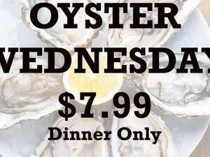 Oyster Wednesday