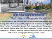 Spring 2017 Lincoln Park Community Research Initiative