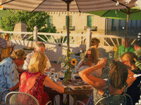 Evening on the Terrace - A Summer Dinner @ The Marcus Whitman Hotel
