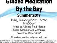 Summer Guided Meditation Sessions By the Bay