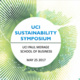 UCI Sustainability Symposium