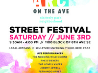 Art on the Avenue - New Date _ June 3rd